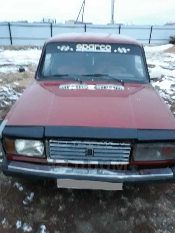 Лада 2107, 1993 год, 10 000 руб.
