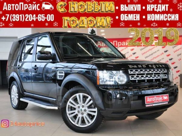 Land Rover Discovery, 2011 год, 1 270 000 руб.