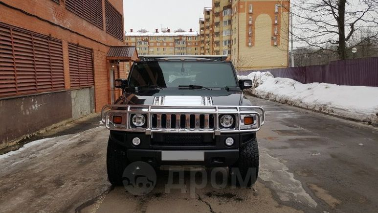Hummer H2, 2007 год, 1 650 000 руб.