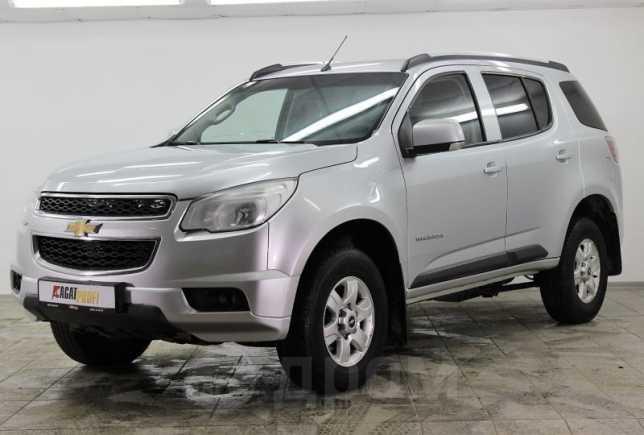 Chevrolet TrailBlazer, 2013 год, 880 000 руб.
