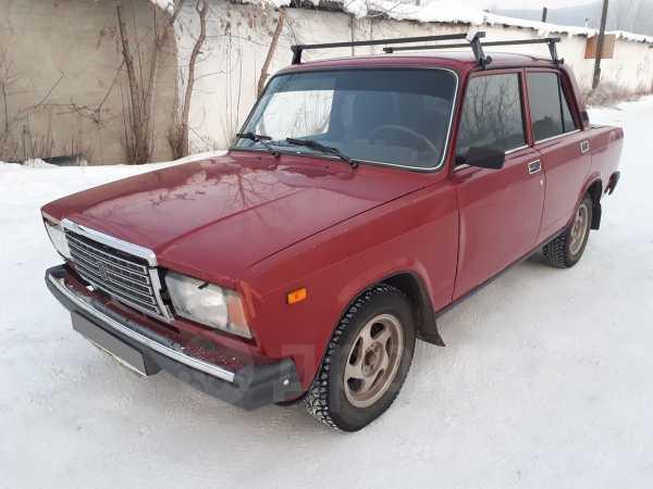 Лада 2107, 2007 год, 65 000 руб.