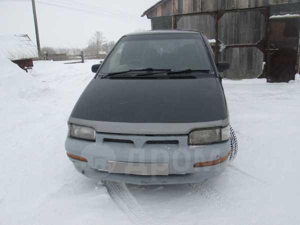 Nissan Prairie, 1992 год, 92 000 руб.