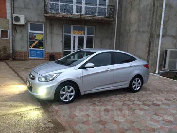 Hyundai Accent, 2011 год, 450 000 руб.