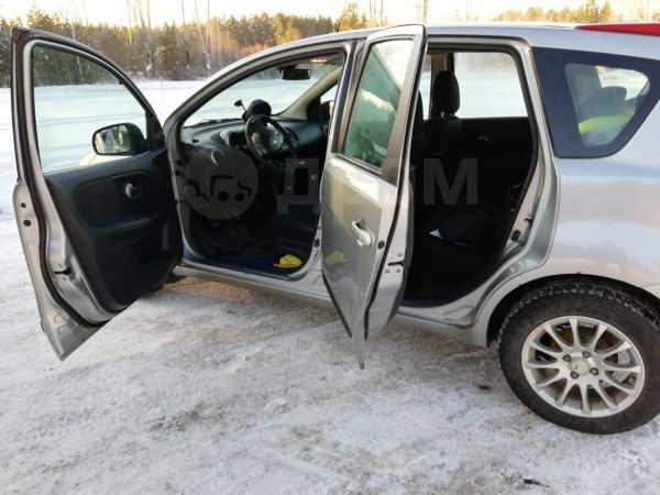 Nissan Note, 2007 год, 350 000 руб.