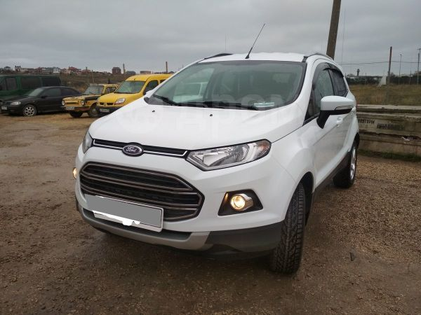 Ford EcoSport, 2015 год, 755 000 руб.