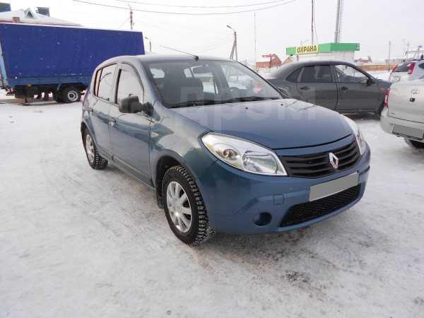 Renault Sandero, 2011 год, 357 000 руб.