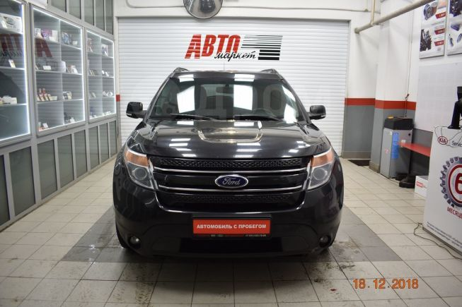 Ford Explorer, 2015 год, 1 655 000 руб.