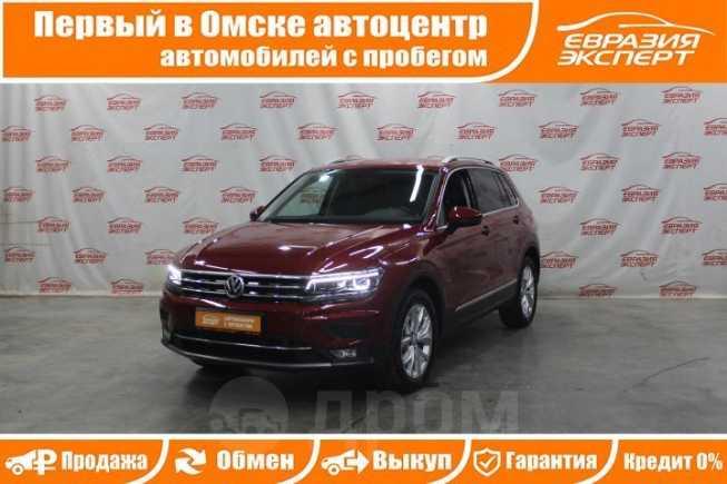 Volkswagen Tiguan, 2017 год, 1 699 000 руб.
