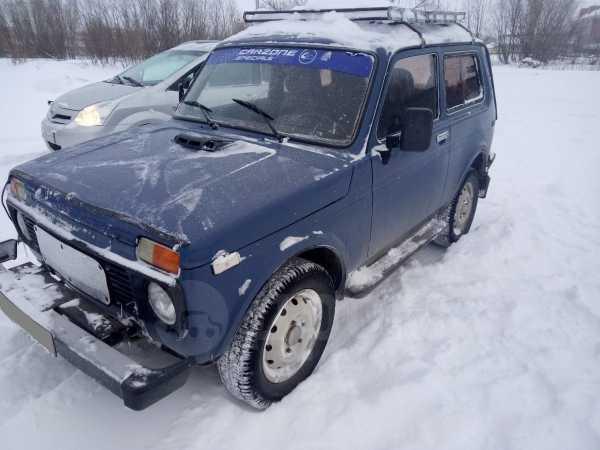 Лада 4x4 2121 Нива, 2003 год, 120 000 руб.