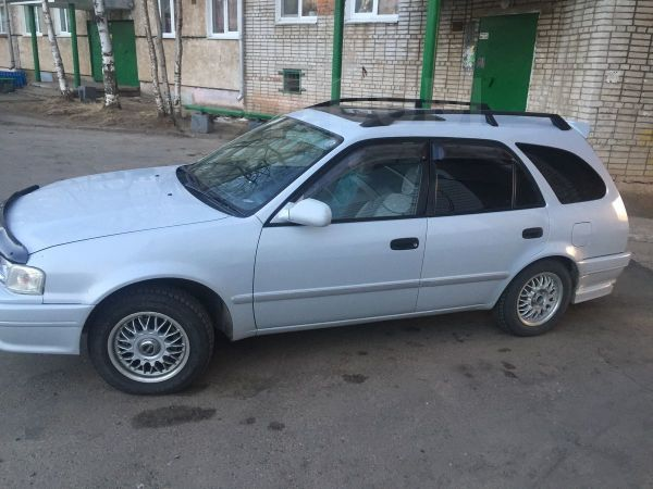 Toyota Sprinter Carib, 1996 год, 240 000 руб.