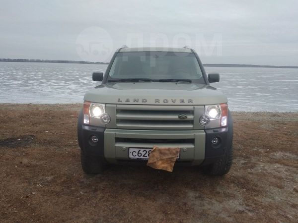 Land Rover Discovery, 2008 год, 1 000 050 руб.