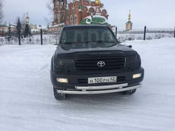 Toyota Land Cruiser, 2004 год, 1 440 000 руб.