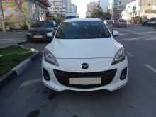 Новороссийск Mazda3 2012