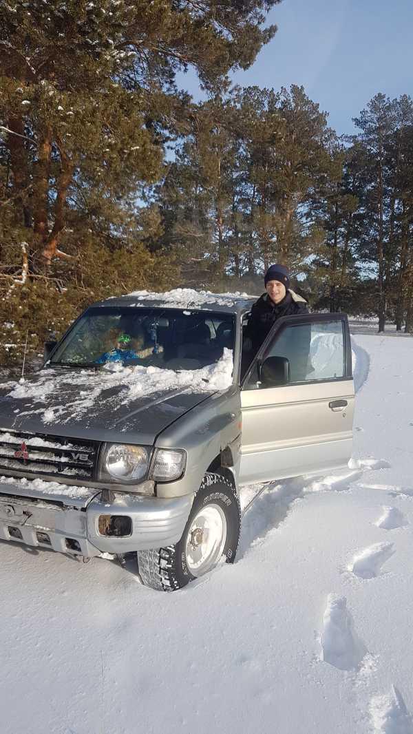 Mitsubishi Pajero, 1998 год, 310 000 руб.