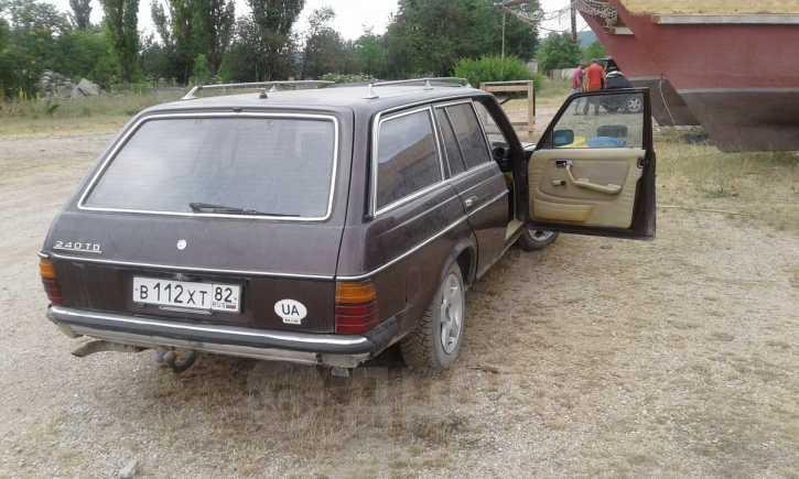 Mercedes-Benz Mercedes, 1984 год, 45 000 руб.