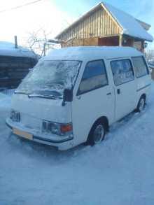 Усть-Кокса Vanette 1989
