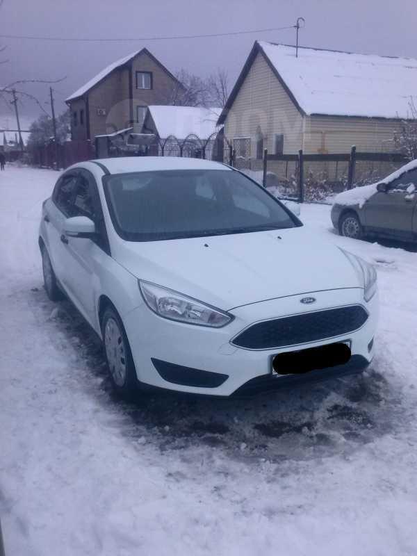 Ford Focus, 2015 год, 599 000 руб.