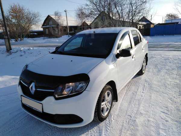 Renault Logan, 2014 год, 380 000 руб.
