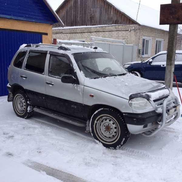 Chevrolet Niva, 2006 год, 160 000 руб.