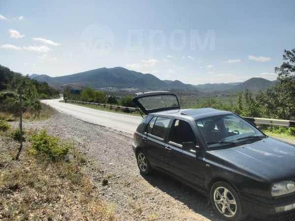 Volkswagen Golf, 1997 год, 160 000 руб.