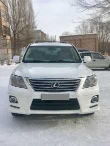Новотроицк LX570 2011