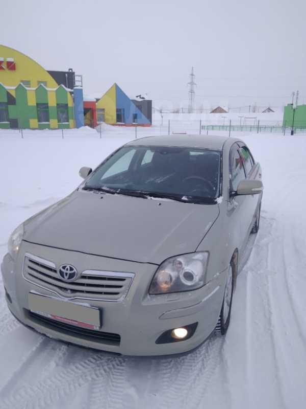 Toyota Avensis, 2007 год, 645 000 руб.