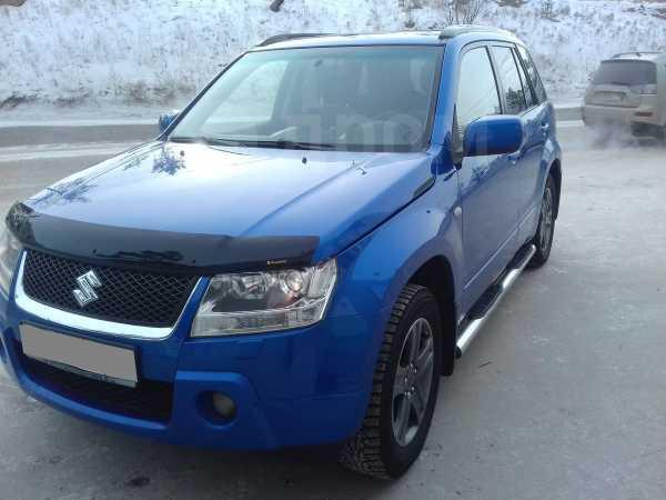 Suzuki Grand Vitara, 2007 год, 620 000 руб.