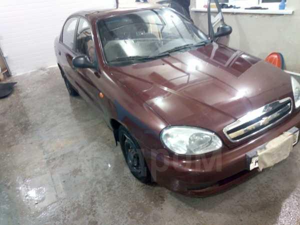 Chevrolet Lanos, 2007 год, 55 000 руб.
