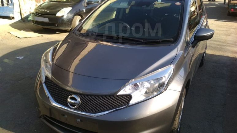 Nissan Note, 2015 год, 625 000 руб.