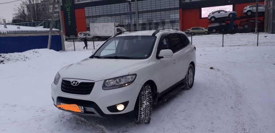 Hyundai Santa Fe, 2012 год, 820 000 руб.