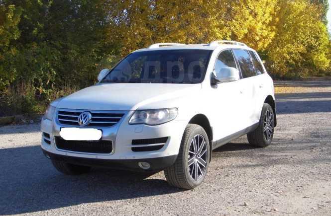 Volkswagen Touareg, 2008 год, 879 000 руб.