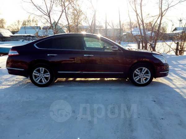 Nissan Teana, 2012 год, 910 000 руб.
