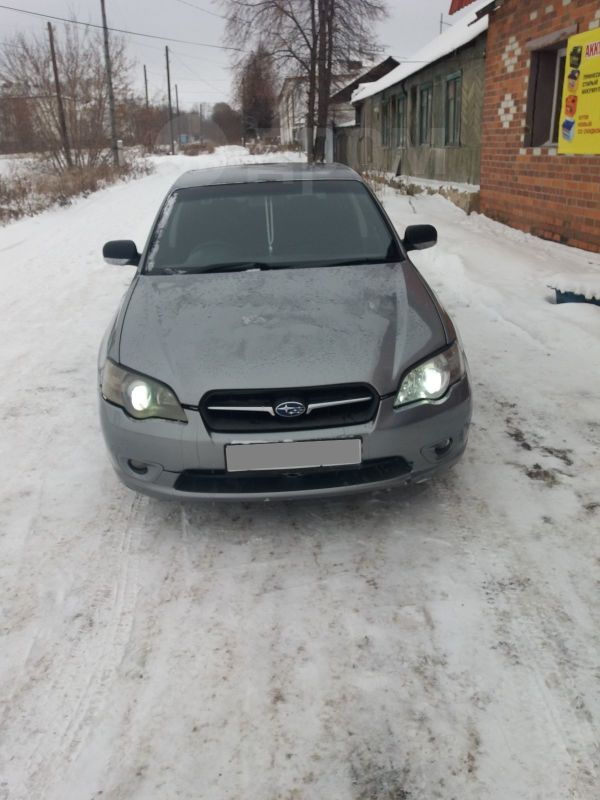 Subaru Legacy B4, 2005 год, 330 000 руб.