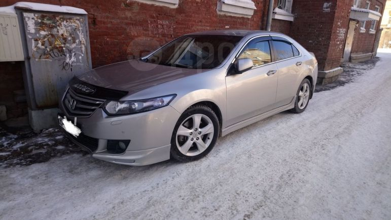 Honda Accord, 2008 год, 690 000 руб.