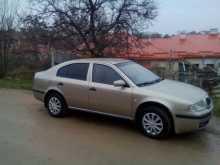 Симферополь Octavia 2004