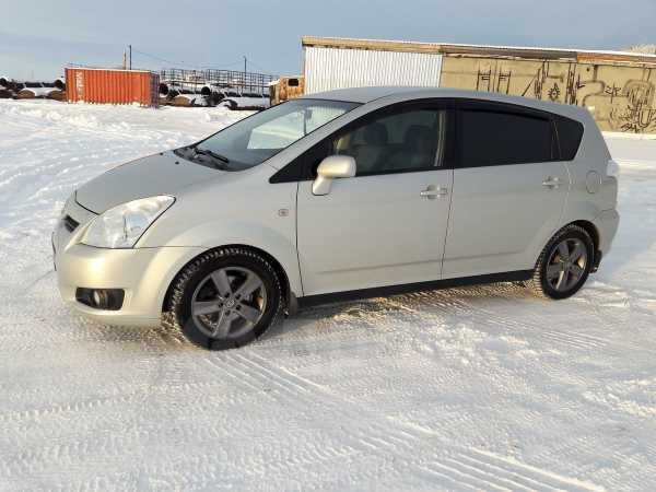 Toyota Corolla Verso, 2007 год, 470 000 руб.