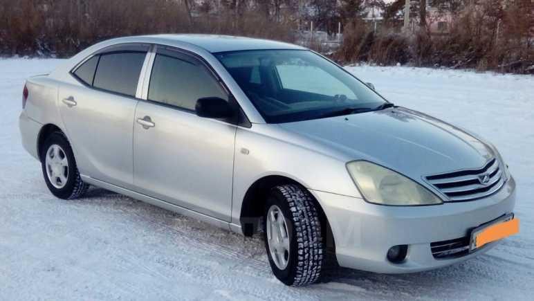 Toyota Allion, 2003 год, 430 000 руб.