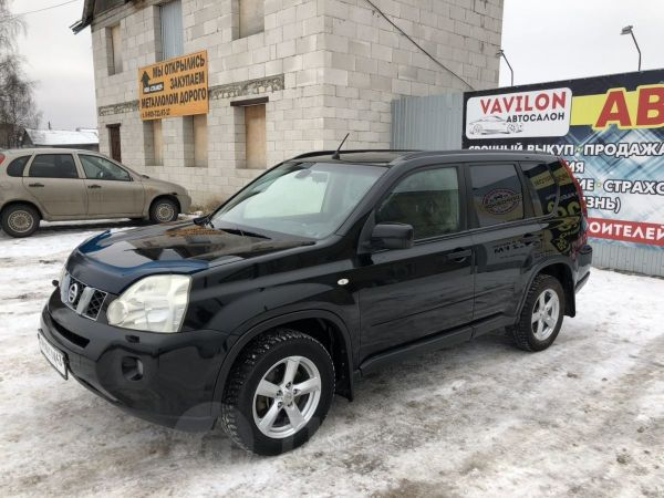 Nissan X-Trail, 2008 год, 629 000 руб.