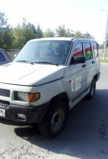 Радужный УАЗ Симбир 2000