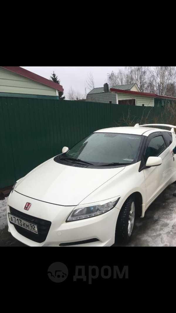 Honda CR-Z, 2010 год, 630 000 руб.