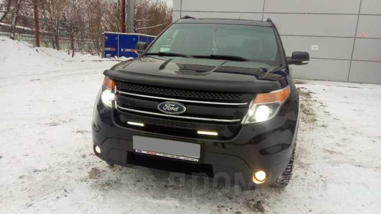 Ford Explorer, 2013 год, 1 180 000 руб.