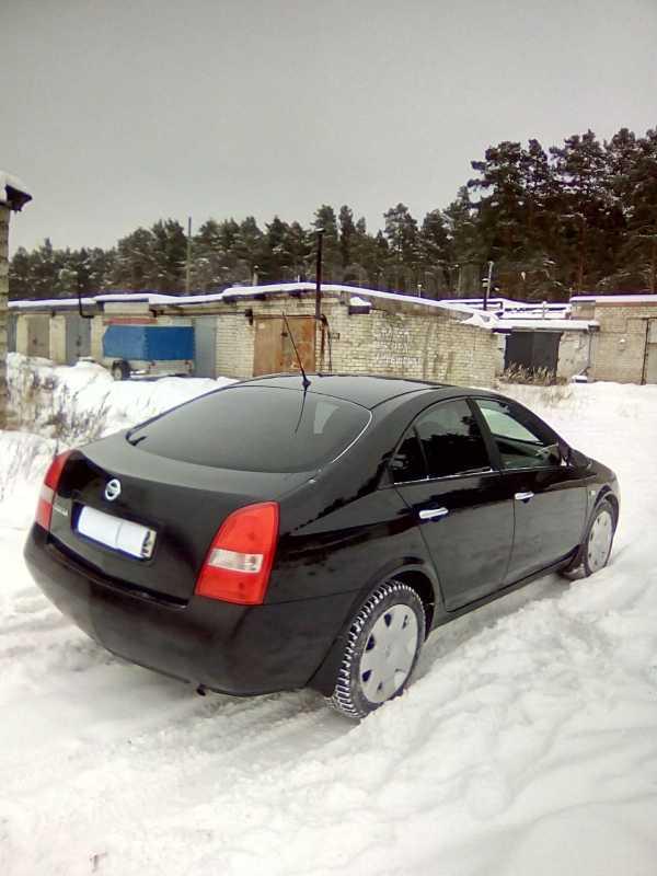 Nissan Primera, 2007 год, 340 000 руб.