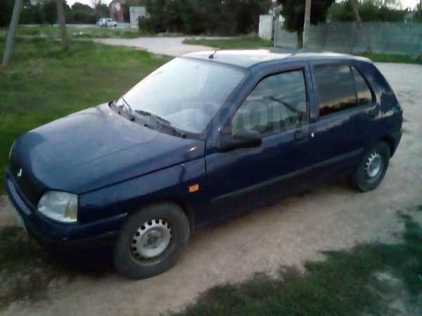 Renault Clio, 1998 год, 125 000 руб.
