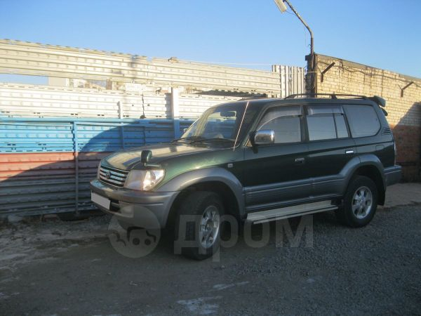 Toyota Land Cruiser Prado, 1997 год, 740 000 руб.