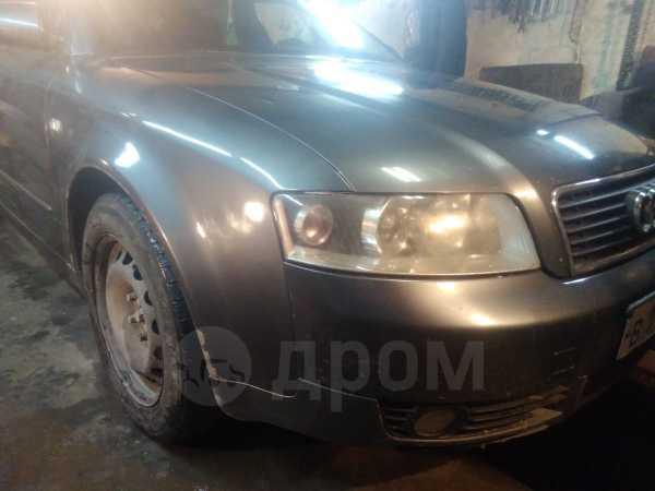 Audi A4, 2001 год, 200 000 руб.