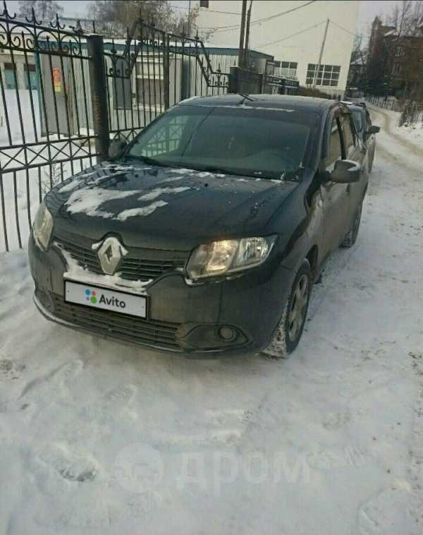 Renault Logan, 2015 год, 415 000 руб.