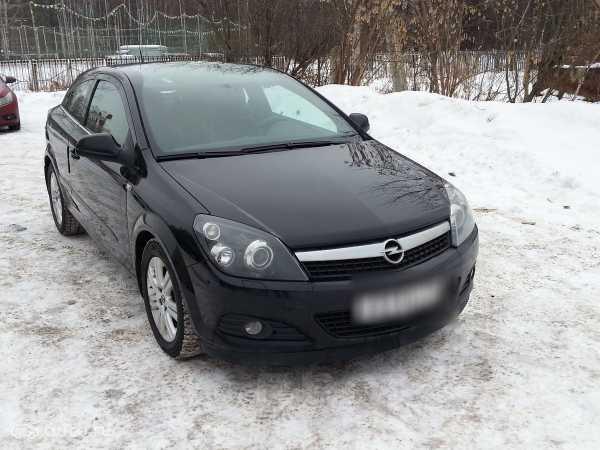 Opel Astra GTC, 2010 год, 650 000 руб.