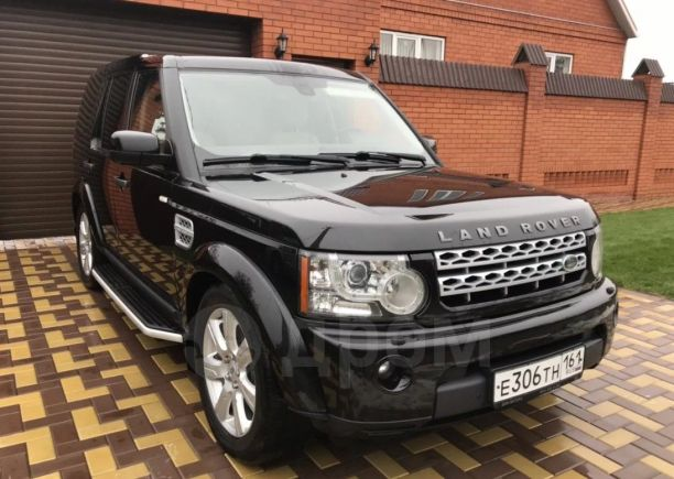 Land Rover Discovery, 2012 год, 1 485 000 руб.