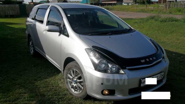 Toyota Wish, 2004 год, 580 000 руб.