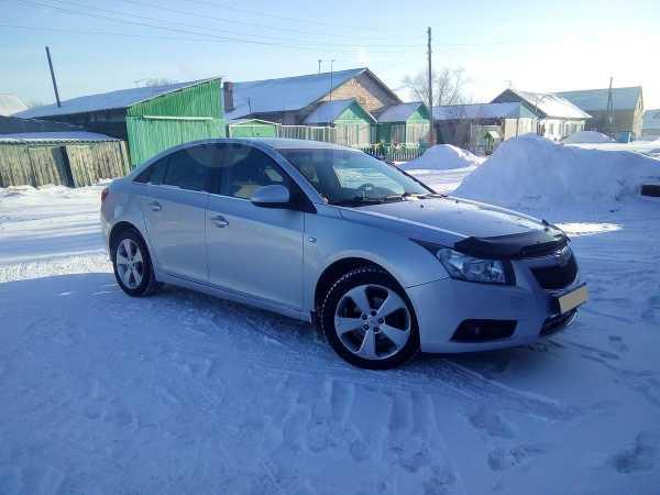 Chevrolet Cruze, 2011 год, 509 000 руб.